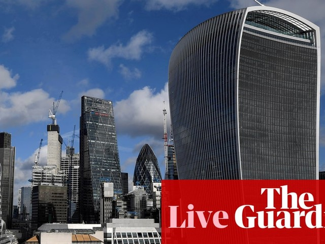 Markets brace for US inflation data and European Central Bank meeting – business live
