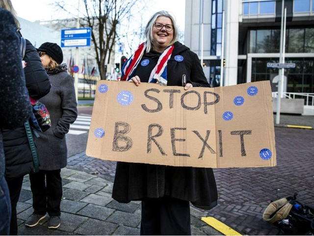 Brexit Is Broken and No One's Quite Sure How to Fix It: Reason Roundup