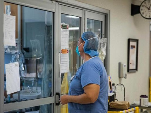 North Carolina Hospital System Suspends Hundreds Of Employees After COVID-19 Vaccine Mandate