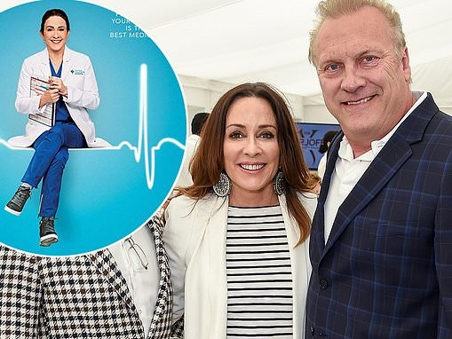 Patricia Heaton's husband accused of inappropriate conduct on the set of their new show