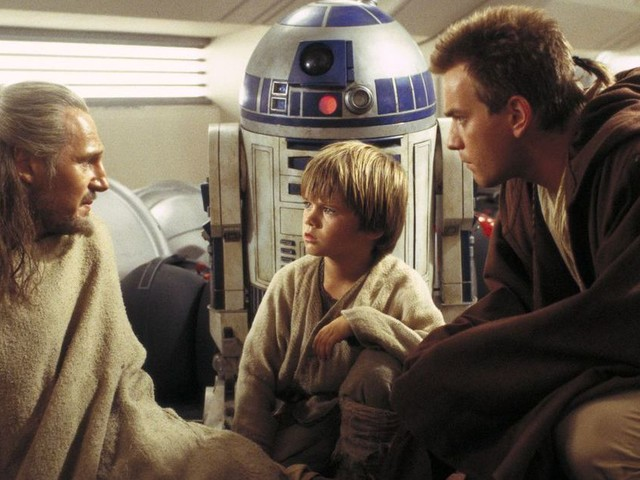 'Episode I: The Phantom Menace'