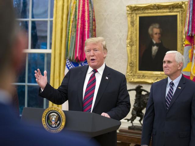 Democrats aren't buying Trump's shutdown-ending 'compromise'