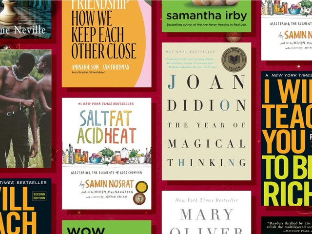 21 of our favorite books to give as gifts, from a bestselling cookbook to must-read memoirs