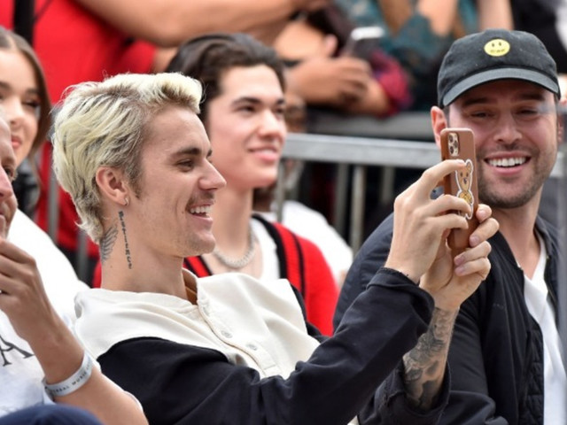 Justin Bieber Gives Tearful Speech at Listening Party: 'I Don't Even Think I Should Be Alive, Never Mind Thrive'