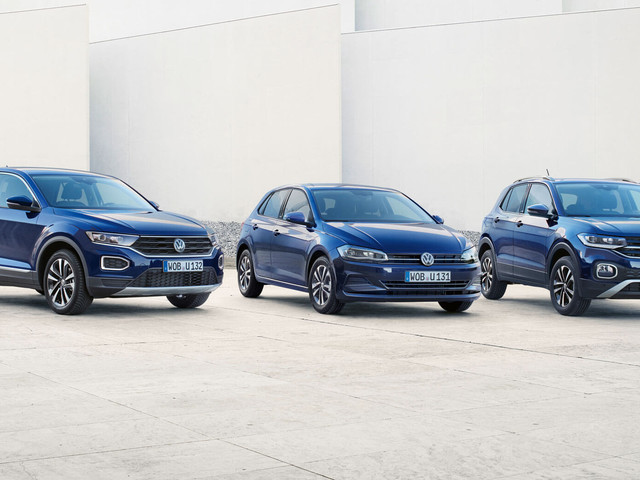 VW Gears Up For The Euro Soccer Championship With United Special Edition Models