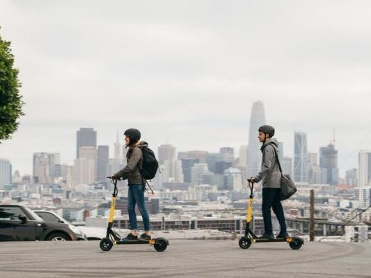 Electric rental scooters return to SF streets after judge denies challenge