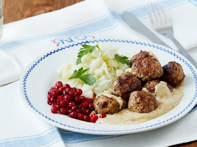 This week's meal plan: Scandinavian cuisine #1