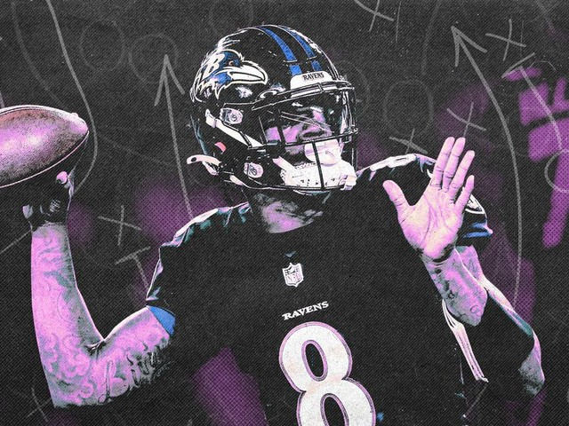 This Is the Best Lamar Jackson We've Ever Seen