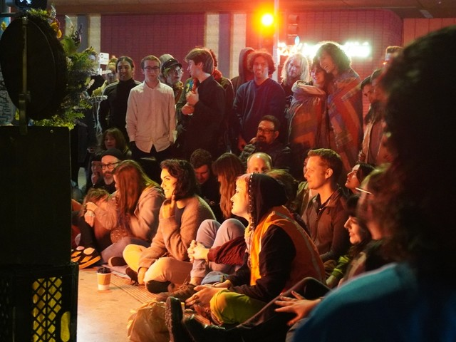 almighty Opp: Puppet-based guerrilla theater feels like a religious experience