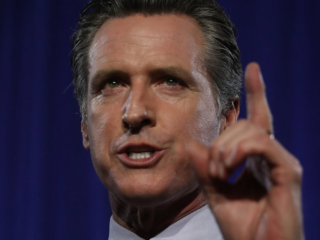 Gov. Gavin Newsom lashes out at Trump for asserting 'power and dominance' over California