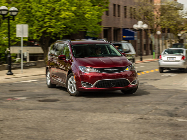 2017 Chrysler Pacifica Long-Term Update: 20K Miles and Still Trouble-Free