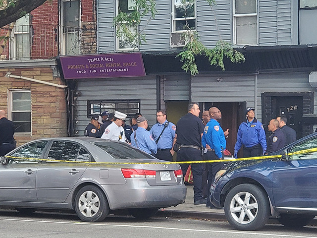 4 dead, 3 seriously injured in Brooklyn shooting