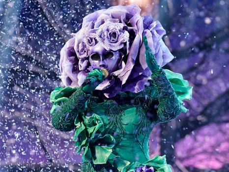 'The Masked Singer' Recap: The Flower Is Revealed As A Legendary Soul Singer
