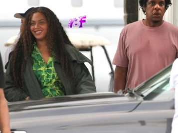 Beyoncé & Jay-Z Arrive In The Hamptons With Michelle Williams - Cops Called To Their Mansion After Prank Goes Wrong!