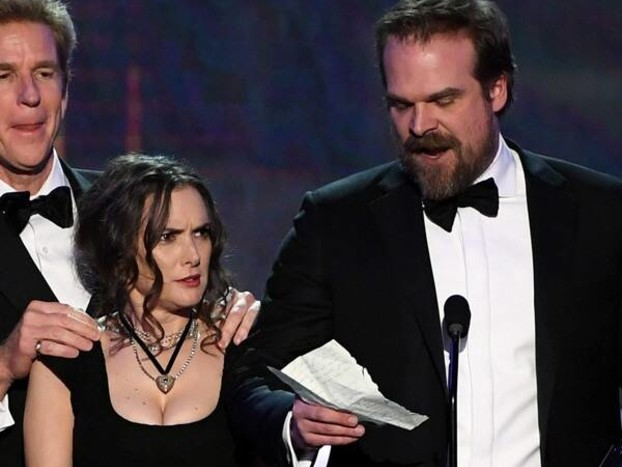 A Look Back on the Craziest Things to Happen at the SAG Awards