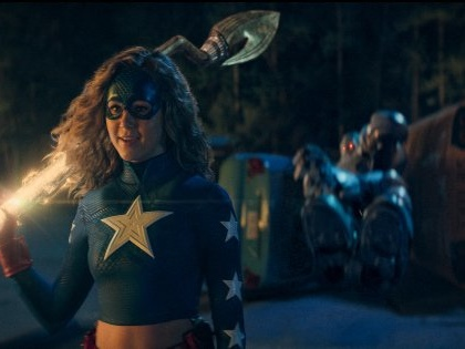 Stargirl Becomes the Target of a Dangerous Foe in 'Stripe'