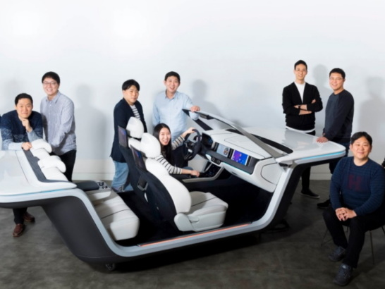 [Interview] How Samsung's Digital Cockpit Lab Brought the Car of the Future into Reality