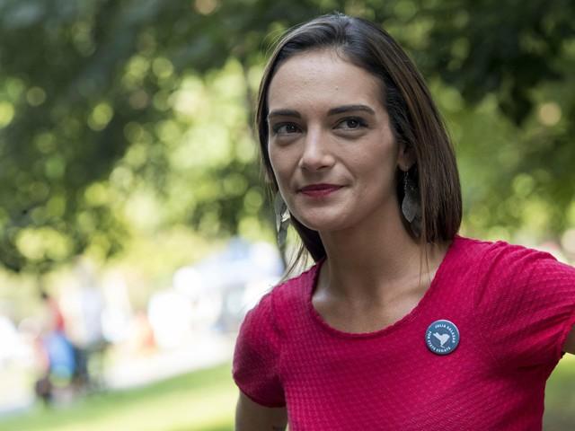 Julia Salazar, a Democratic Socialist, beats incumbent Martin Malave Dilan in N.Y. senate primary