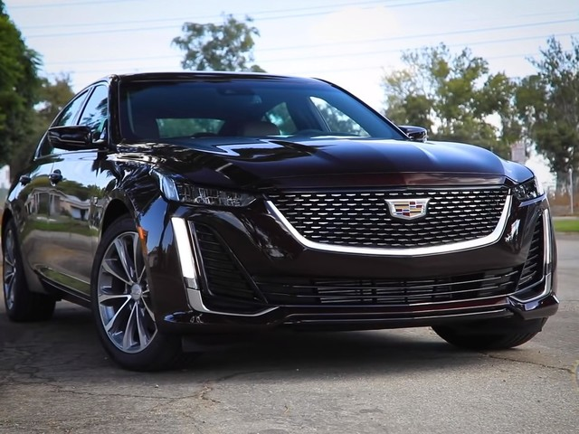 2020 Cadillac CT5 Fails To Stand Out, But That Doesn't Make It A Bad Choice