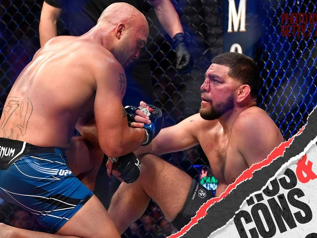 Pros and Cons: UFC 266 immediate twitter analysis