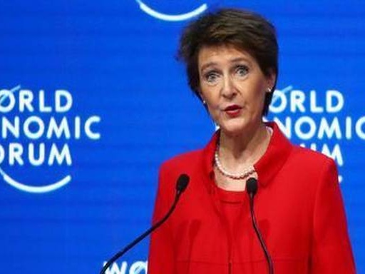 The world's on fire, can't be left to firemen alone to tackle it: Swiss President