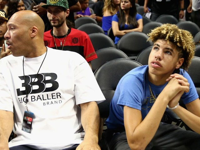 LaMelo Ball could skip college to train for NBA draft, according to LaVar Ball