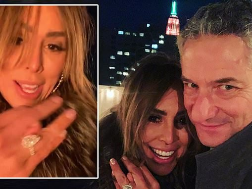 Real Housewives Of Orange County star Kelly Dodd announces her engagement to Fox News correspondent