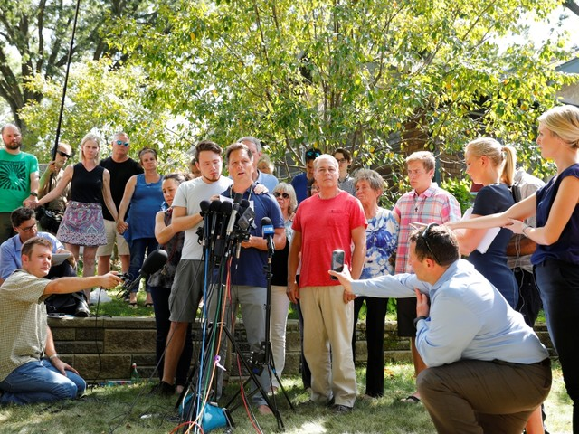 Foreign coverage of the shooting of Justine Damond is giving Americans new perspective