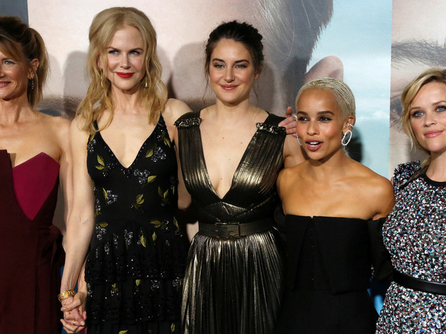 Reese Witherspoon Is Talking To Author Of 'Big Little Lies' About A Season 2