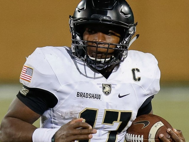 To make it a 2-game streak against Navy for the first time since 1996, Army will have to win another upset