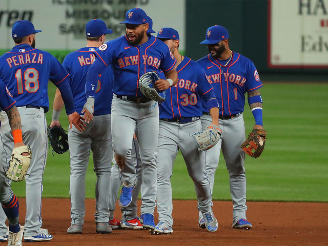 'Bench Mob' delivers, but Mets can't keep winning this way