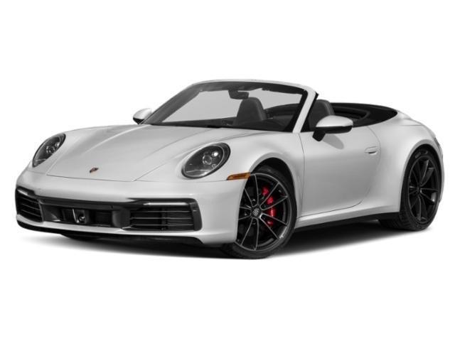 2021 Porsche 911--Carrera--S--Cabriolet
