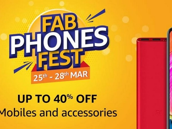 Amazon Fab Phones Fest Sale Is Offering Discounts on These Popular Phones