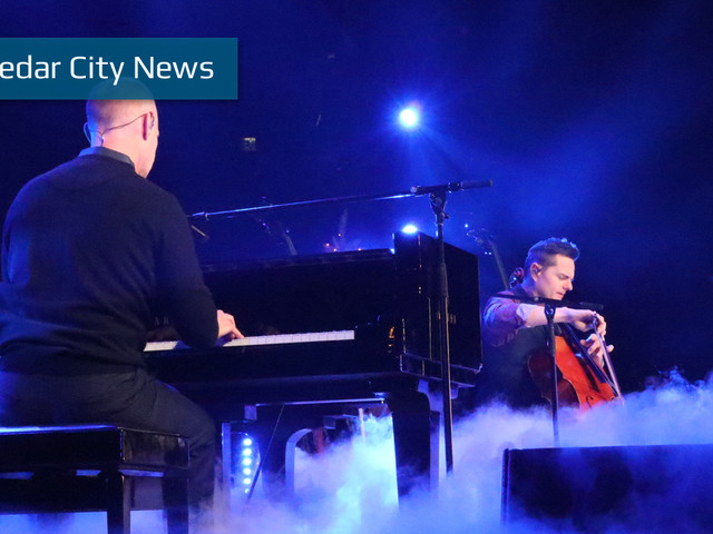 The Piano Guys bring 'Christmas Together Tour' to Cedar City