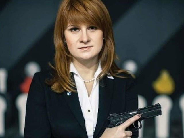 Alleged Russian agent Maria Butina poised to plead guilty in case involving suspected Kremlin attempts to influence NRA