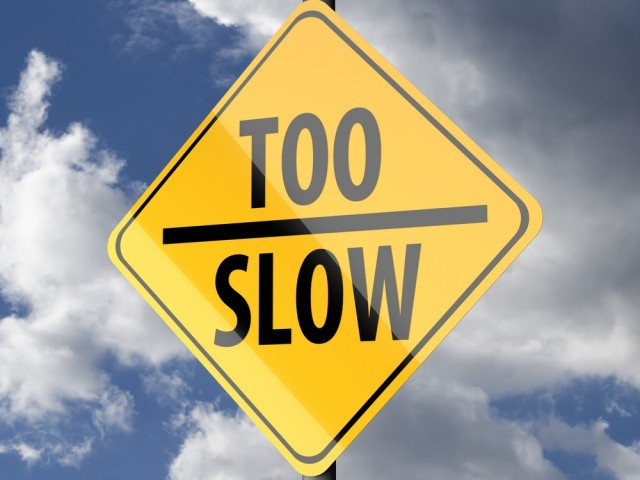 Slow websites risk retailers losing Black Friday sales