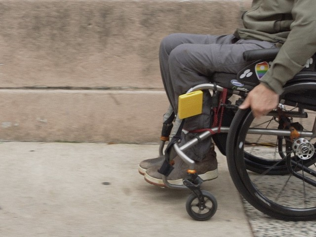 How I'm making Maps better for wheelchair users like me