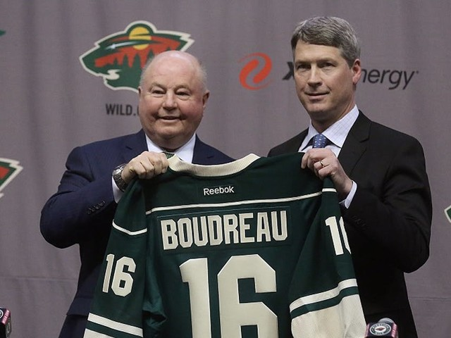 The Wild and Bruce Boudreau: Perfect for each other except for the obvious fatal flaw