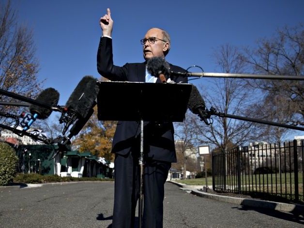 Larry Kudlow Predicts Fed Could Rethink Rate Increases