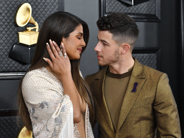 Grammys 2020: Power couples heat up the Grammys red carpet