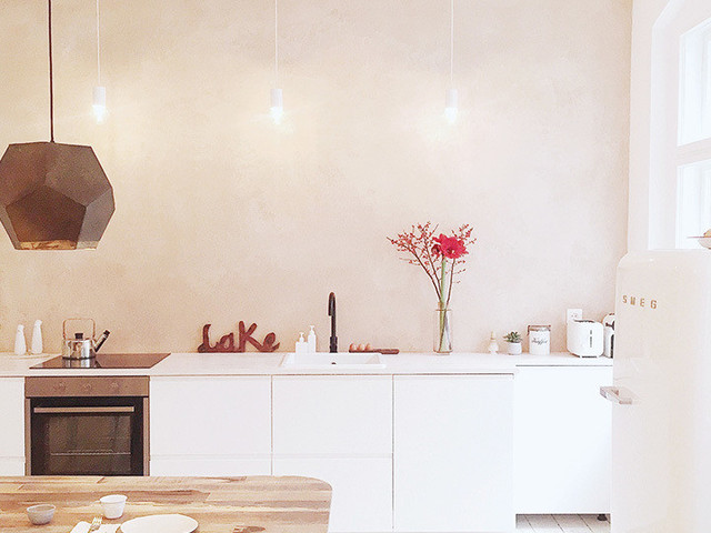 This Bleached Berlin Apartment Makes Us Want To Start Afresh