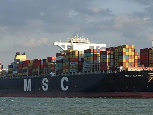 Coast Guard Boards VesselIn Pursuit Of CulpritsBehind California's Worst Oil Spill
