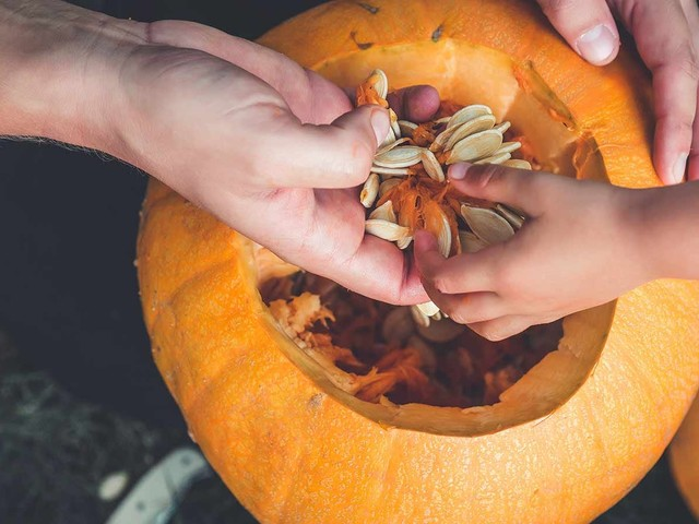How to Roast and Flavor Pumpkin Seeds at Home