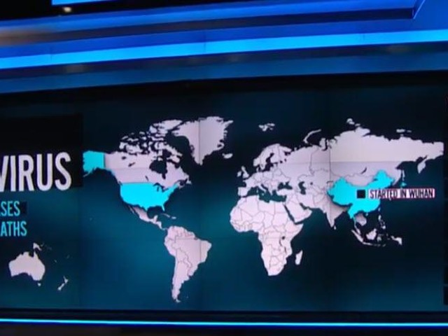 Stocks Surge Intraday 'Despite' Global Virus-nado & Plunging US Data