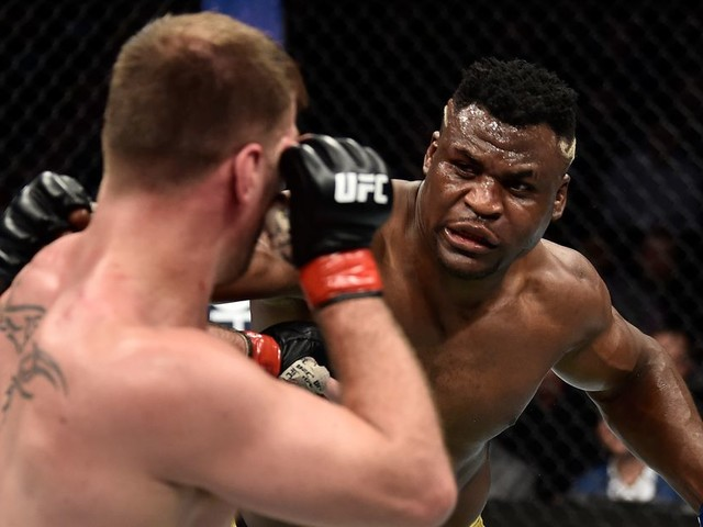 Ngannou 'ready' to have his 'revenge' on Miocic before end of 2019