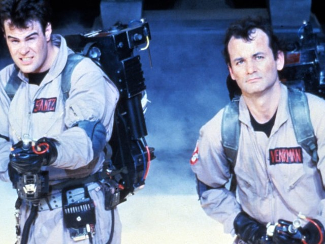 Grab Your Proton Packs, Because Ghostbusters Is Returning to Theaters Very Soon