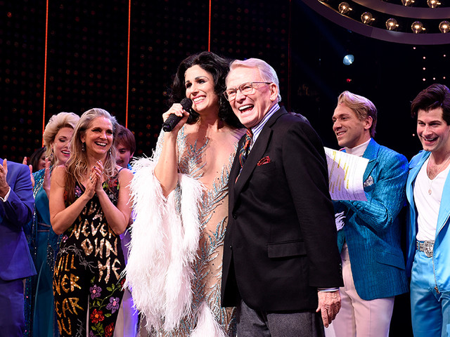 Tony Awards 2019: Costume Designer Bob Mackie Earns 1st Nom For 'The Cher Show'