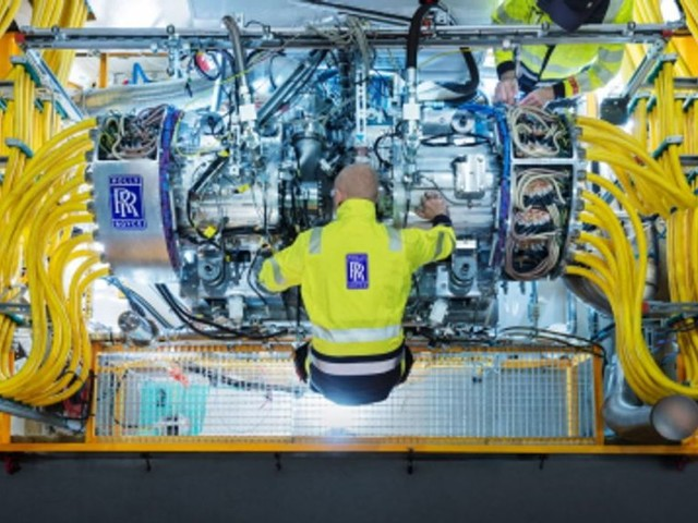 Rolls-Royce Generator Delivered for Powerful Hybrid-Electric Propulsion System in Aerospace