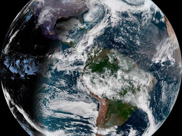 A Bunch of Rich Guys Want to Watch the Earth at All Times from Space