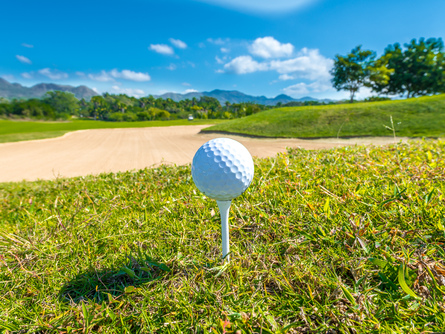 Top Resort for a unique Golf Vacation